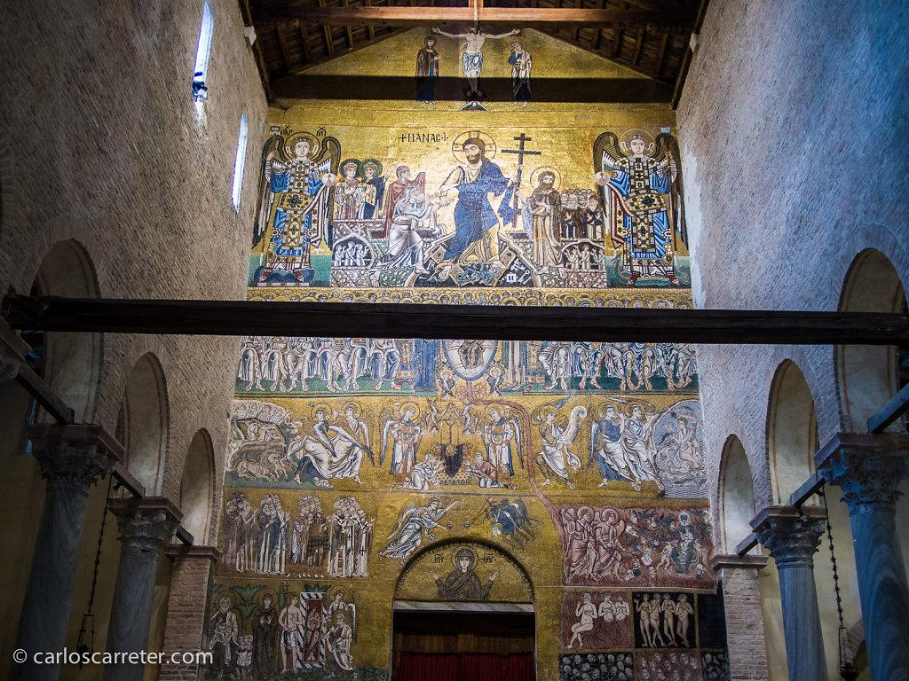 Juicio Final en Santa María Assunta - Torcello