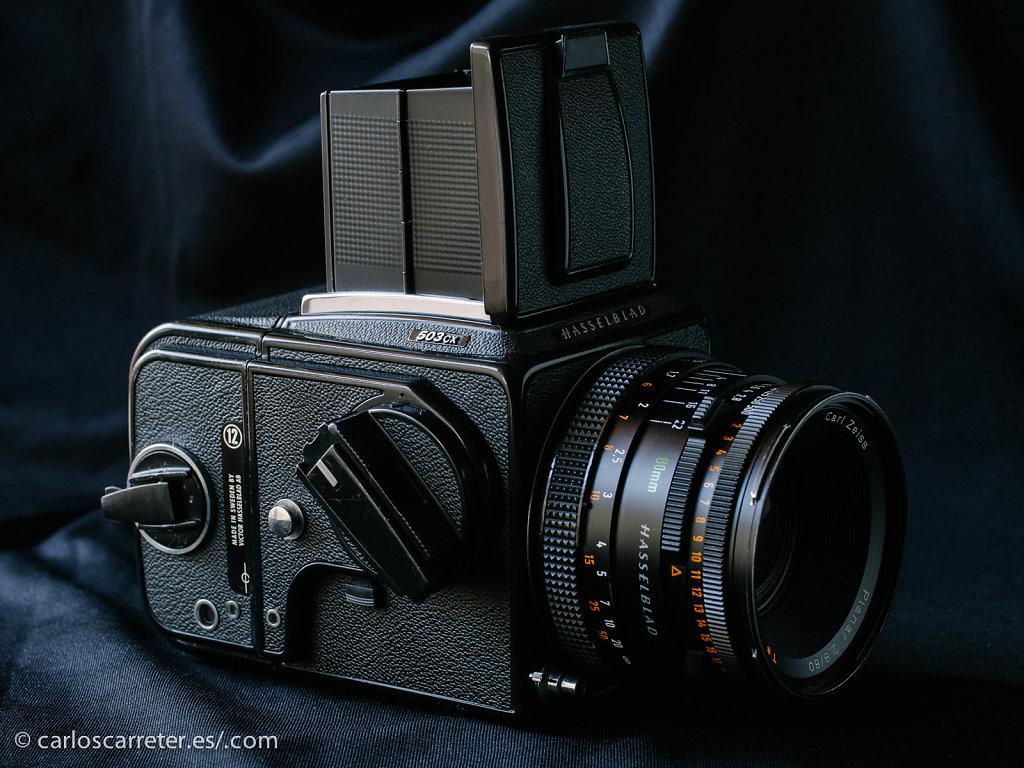 Hasselblad 503cx - cámara completa