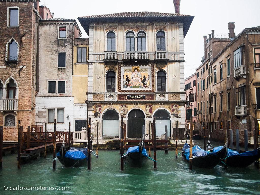 Salviati, Gran Canal - Venecia