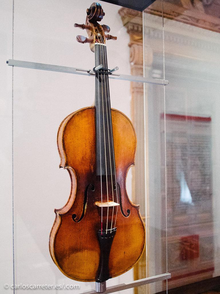 Musei di Strada Nuova - Palazzo Tursi - Sala Paganini