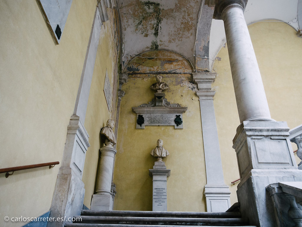 Università di Genova (Via Balbi)