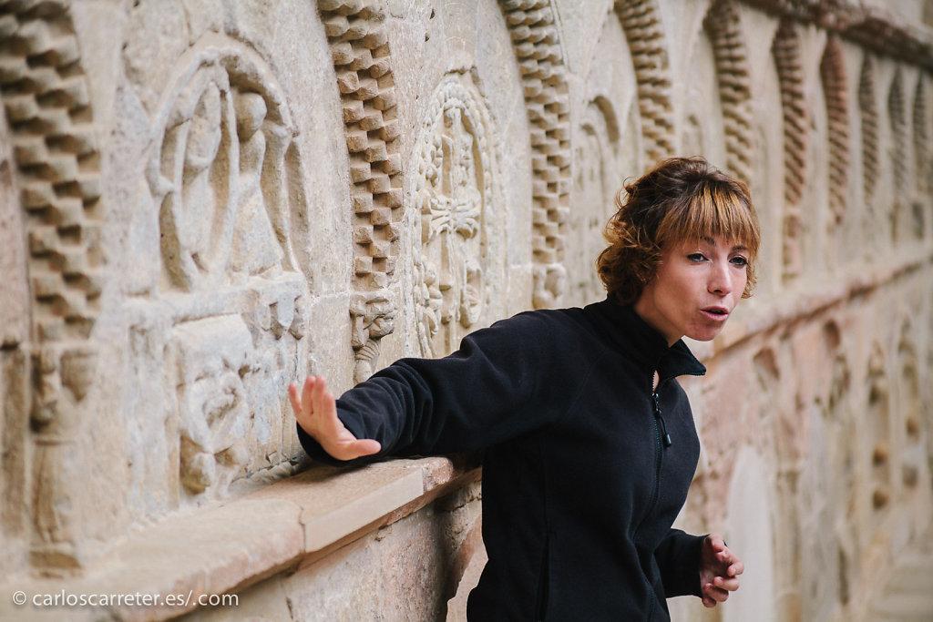 Visita al monasterio viejo