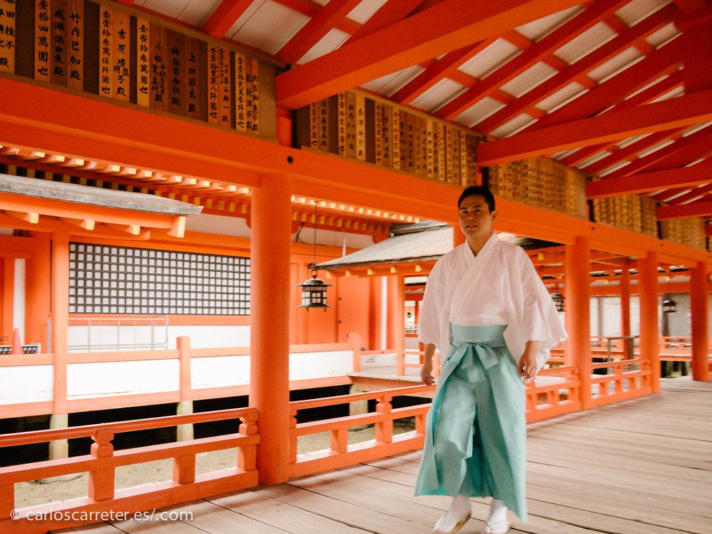 Santuario de Itsukushima - Miyajima