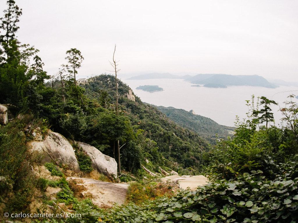 Bosque primoridial de Utsukushima y Mar Interior de Seto - Miyaj