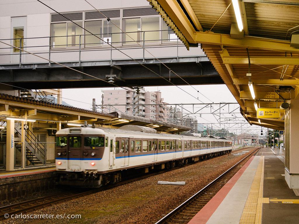 Estación de Miyajimaguchi