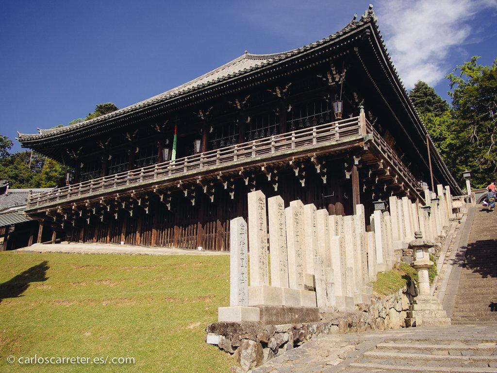 Todaiji Nigatsudo - Nara