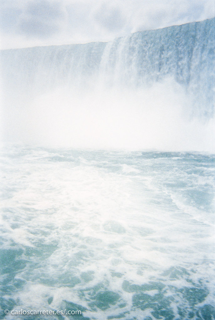 Niágara 2015 - Fujifilm QuickSnap Waterproof