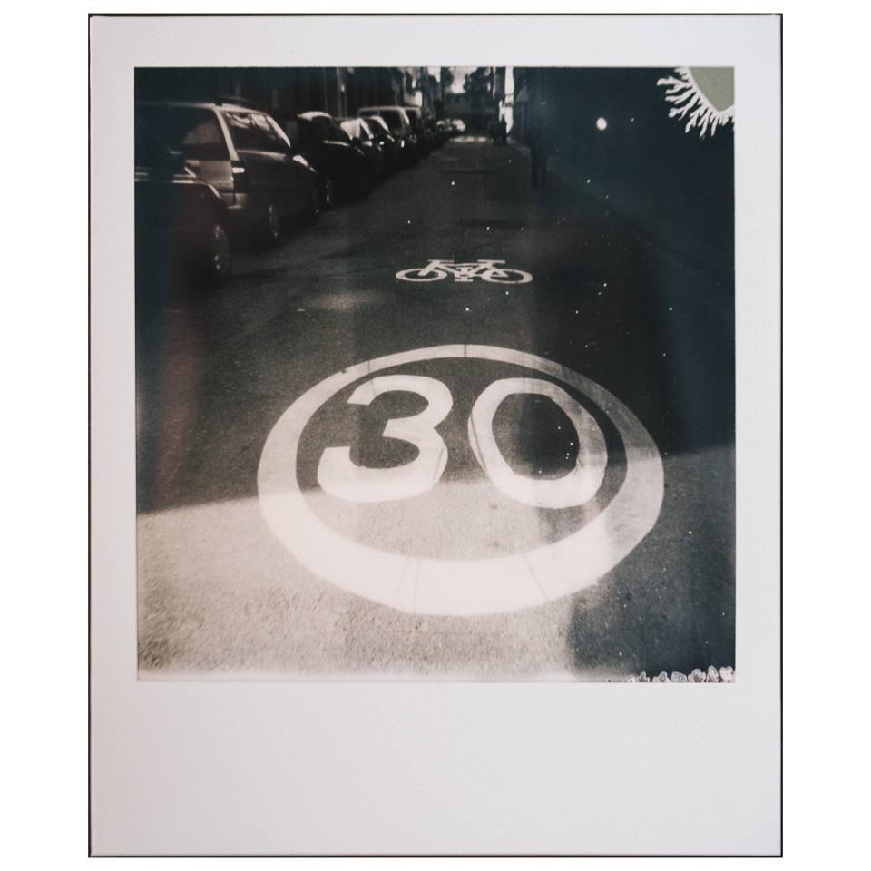 Polaroid color I-type película//inmediatamente película recientes de generación//foto película
